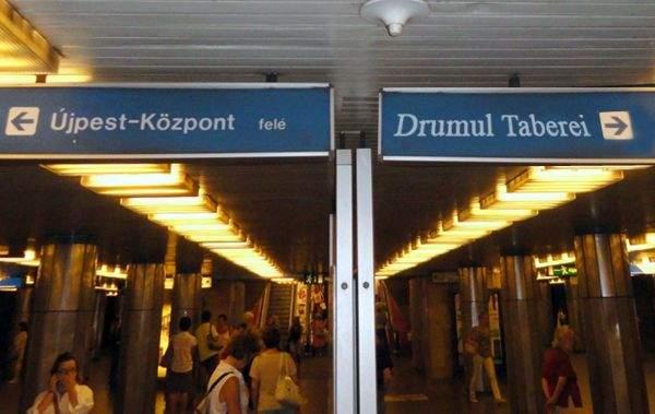 Studiu: În ritmul ăsta, metroul din Budapesta va ajunge în Drumul Taberei înaintea celui bucureştean