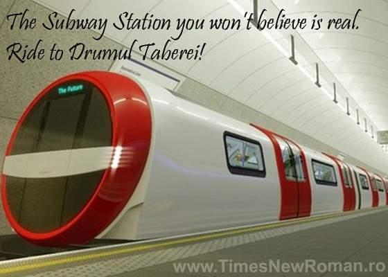 Calvarul continuă! Stațiile din Drumul Taberei vor avea regim de haltă, nu vor opri toate metrourile