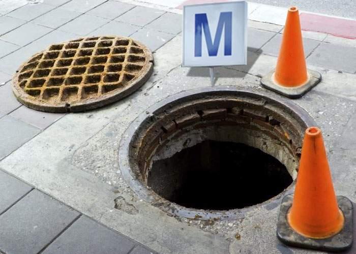 Pentru că se apropie termenul dar tunelul nu e gata, metroul din Drumul Taberei va circula prin canalizare