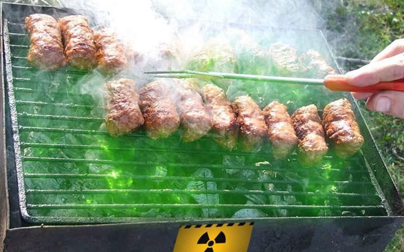 Cei mai buni mici se fac pe jar de uraniu, spun locuitorii din Cernavodă