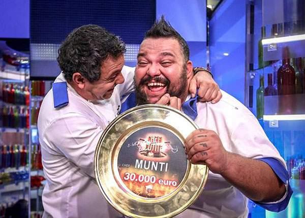 Câștigătorul Chefi la Cuțite va găti și mânca învinșii într-o emisiune de gală