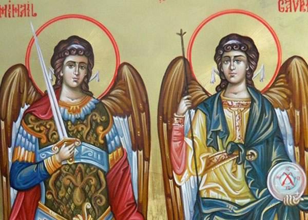 Ziua Arhangheilor! Azi, cei care se numesc Mihail sau Gavril se pot căsători între ei