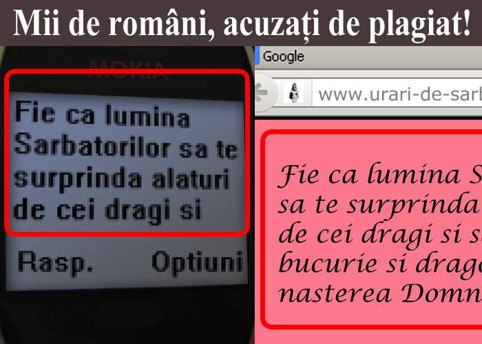 """Dezvăluire incendiară a revistei """"Nature"""": mii de români au plagiat un SMS cu urări de Crăciun"""