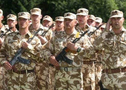 Au fost furaţi 10 soldați dintr-o unitate militară de lângă Buzău