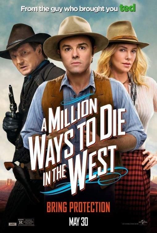 A Million Ways to Die in the West – Totul e s-o faci memorabil