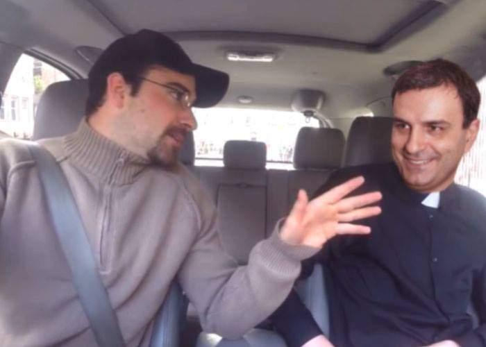 Lucian Mîndruţă s-a plimbat 9 ore cu taxiul pentru că nici el, nici şoferul n-au ajuns la vreo concluzie
