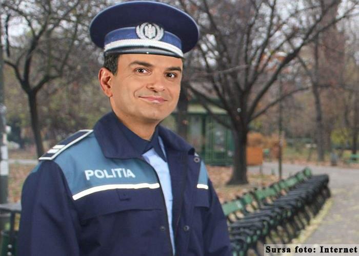 Mîndruță vrea să se facă și el polițist, ca să fie la fel de popular pe Facebook ca Marian Godină
