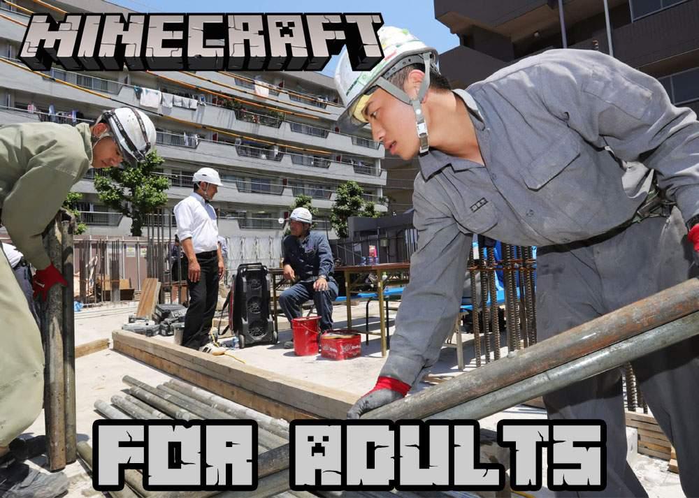 Muncitorii din Asia, momiți în construcții cu pretextul că vor juca Minecraft pentru adulți
