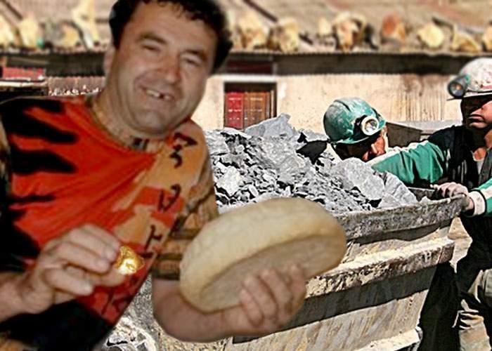 """Un savant vasluian propune o metodă de exploatare fără cianuri: """"Treceţi minereul prin pâine!"""""""