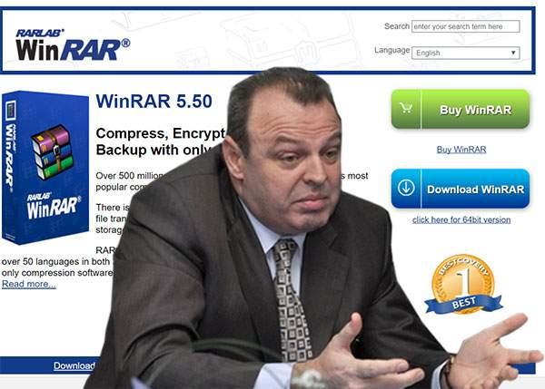 Ministerul Comunicaţiilor spune că a dat lovitura de Black Friday. A cumpărat un milion de licenţe de WinRAR