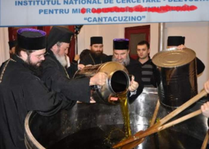 Institutul Cantacuzino, salvat de la faliment! Va produce mir pentru Catedrala Neamului