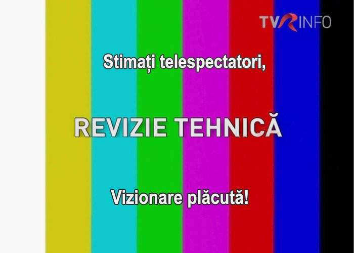 TVR Info a atins un record de audiență după încetarea emisiei