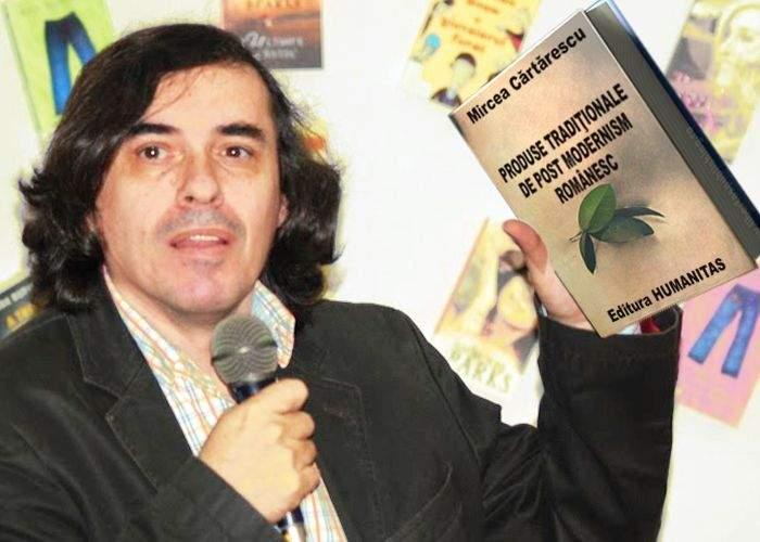 Premiul Nobel pentru literatură se amână, că mai are Cărtărescu de scris 1600 de pagini din ultimul capitol