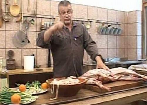 Mircea Dinescu va găti la nunta regală a prinţului William