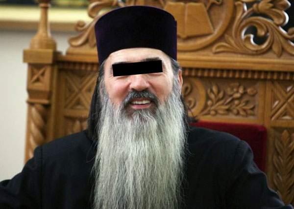 Un mitropolit aflat în arest la domiciliu dă statul în judecată, că a pierdut milioane de euro că nu s-a dus cu botezul