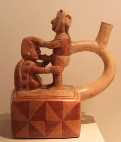 Sex în artă (XIV) – Sex precolumbian