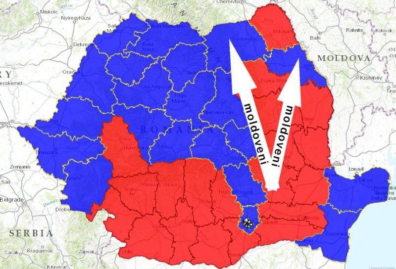 Județele Iași și Suceava vor fi colonizate cu moldoveni de rasă din Buzău, ca să redevină pesediste