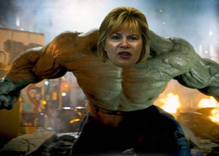 Mona Pivniceru: Am refuzat rolul de Hulk pentru funcţia de ministru