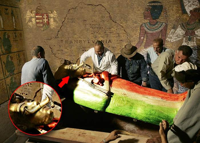 """Iredentiştii maghiari: """"Primii în Ardeal au fost faraonii unguri Iştvankamon şi Ramsesz"""""""