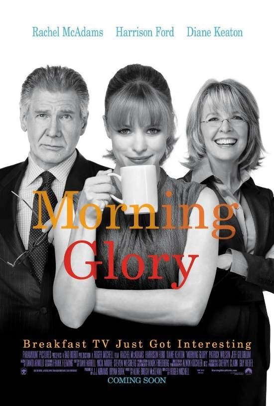 Morning Glory – Un (Harrison) Ford dezumflat la toate roţile de către un entertainment scârbos!