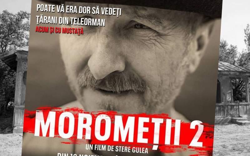 """Moromeţii II, lansat sub sloganul """"Poate vă era dor să vedeţi ţărani din Teleorman"""""""