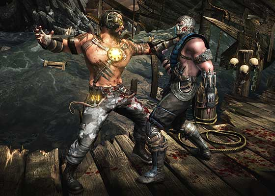 Pentru că nu și-a făcut temele, un tată și-a bătut copilul la Mortal Kombat X