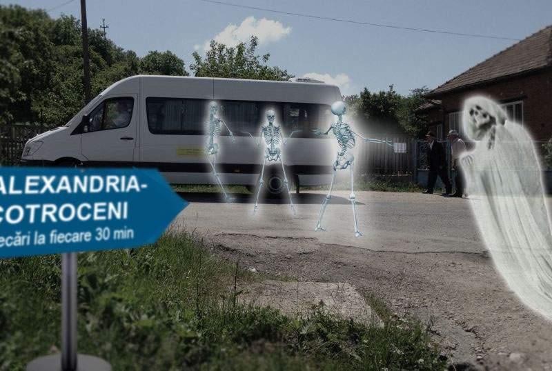 Exces de zel în Teleorman! Autocarele PSD au adus la protest la Cotroceni şi câţiva morţi