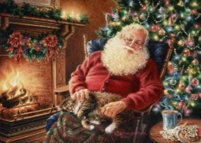 Moş Crăciun schimbă tactica: Mai veniţi şi voi la Polul Nord să vă luaţi singuri cadourile