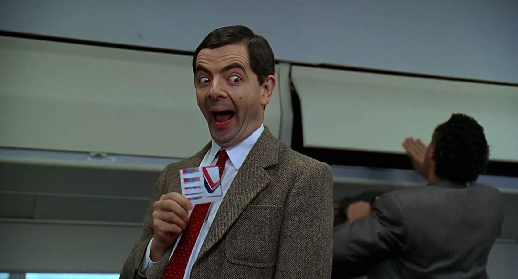 Conform legii britanice, în absența lui Boris Johnson butonul nuclear e la Mr. Bean