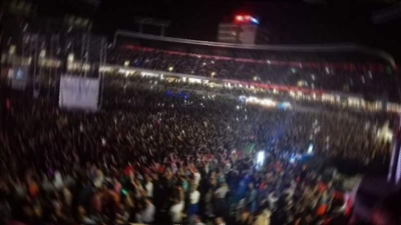 Prima noapte de Untold: 74.000 de pensionari au bătut în ţeava de la Cluj Arena
