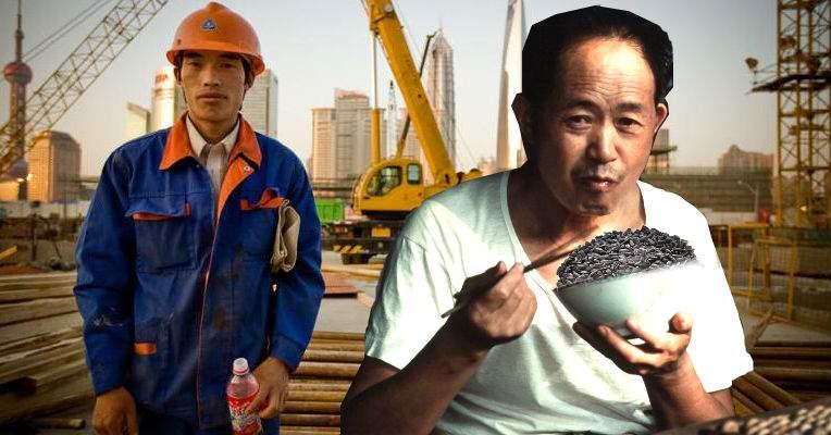 Muncitorii vietnamezi din România sparg seminţe cu beţişoarele!
