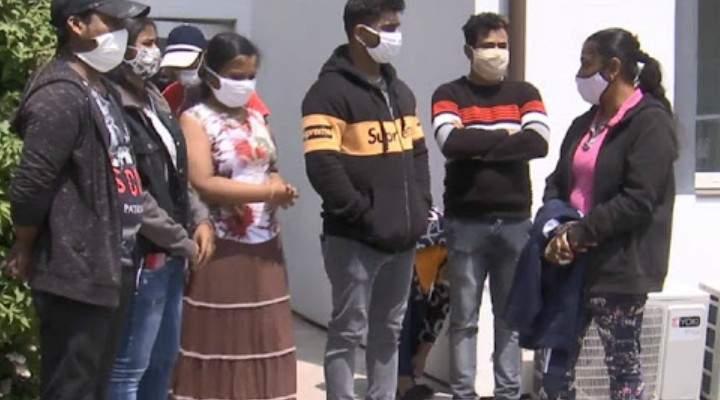 Muncitorii srilankezi au fost duși în Rahova și păcăliți că sunt acasă în Sri Lanka