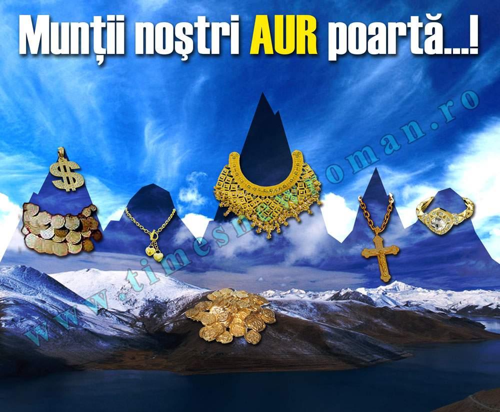 Din motive istorice, munţii noştri aur poartă