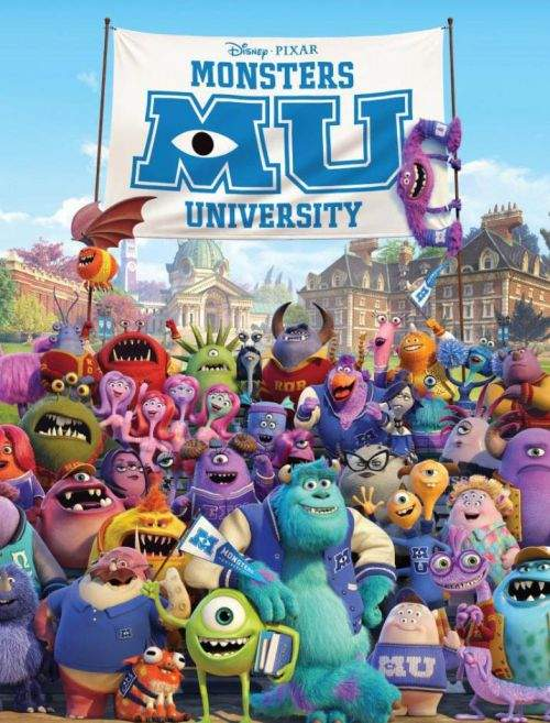 Monsters University – Ne vedem la altă sesiune?