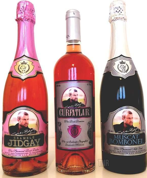 Foto: Cătălin Botezatu şi-a lansat colecţia de vinuri! Alege aroma care ţi se potriveşte