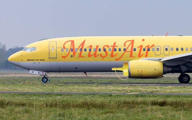 Compania MuștAir lansează primul zbor direct București-Tecuci