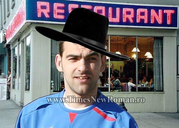 Adrian Mutu a bătut un chelner pentru că l-a confundat cu Mihăiţă Pleşan