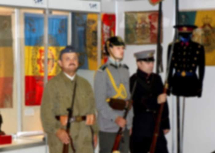Armata României se echipează de război! Muzeul Militar va fi închis o vreme, din lipsă de exponate