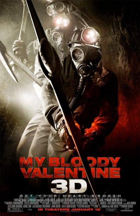 My Bloody Valentine – Not My B Movie