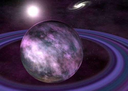 NASA a descoperit o planetă pe care este viaţă, nu ca aici
