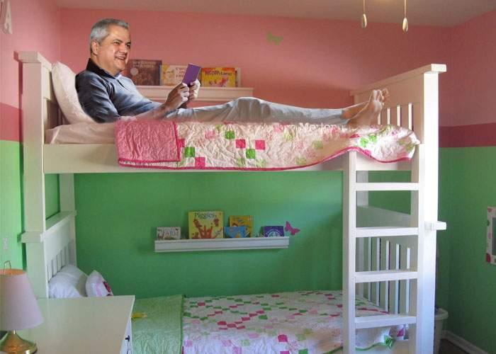 """Dana Năstase: """"Adrian se va obişnui gradual cu libertatea. Momentan dormim în paturi suprapuse"""""""