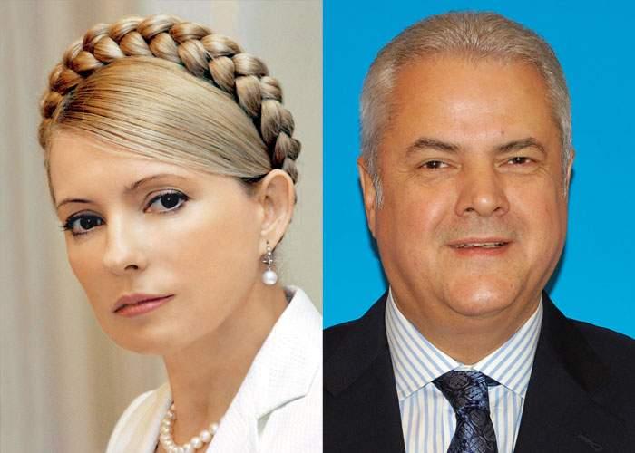 Asemănare uluitoare între cazurile Timoşenko şi Năstase: Amândurora le plac bărbaţii