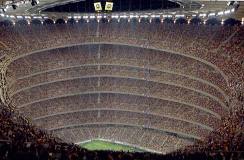 Atenție, City! Steaua suplimentează inelele de pe National Arena, ca să încapă toți cocalarii români