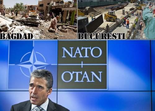 """Oprescu, invidiat de NATO pentru dezastrul din Bucureşti: """"Noi nici în Bagdad n-am reuşit asta"""""""