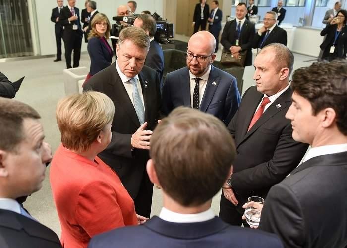 Obiectiv îndeplinit la summitul NATO: trimisă după ţigări, România a reuşit să păstreze restul