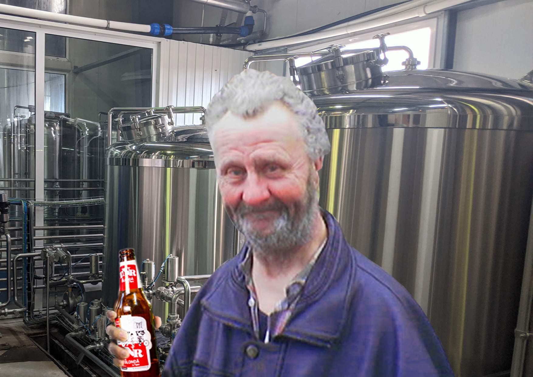 """Nea Costel, sincer după prima bere TNR: """"Pân-acum am băut poșircă, dă-mă-n p… mea!"""""""