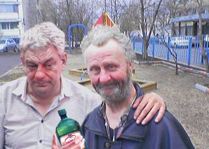 """Nea Costel, drojdier, îl reneagă pe fostul său partener de pahar, Mihai Tudose: """"Dă-l în p… mea!"""""""