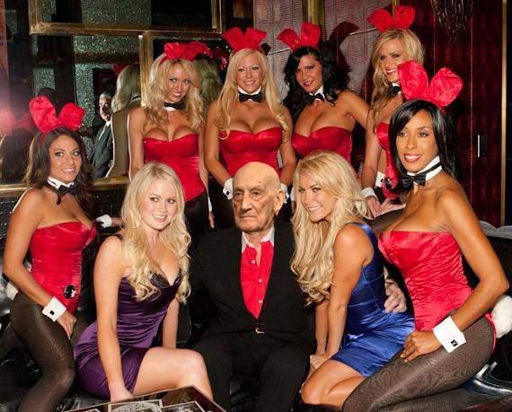 Neagu Djuvara spune că poate lua acasă doar jumătate din iepurașii Playboy, că are și el o vârstă