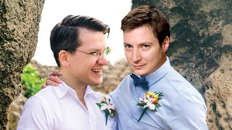 Gata, s-au împăcat! Mihail Neamţu şi Andrei Caramitru au anunţat că se căsătoresc