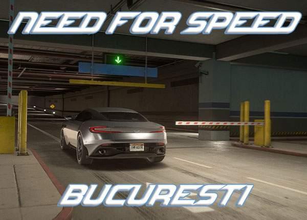 A apărut Need For Speed: Bucureşti, în care mergi cu 20 la oră şi cauţi un loc de parcare